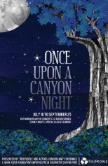 Once Upon a Canyon Night: Poster