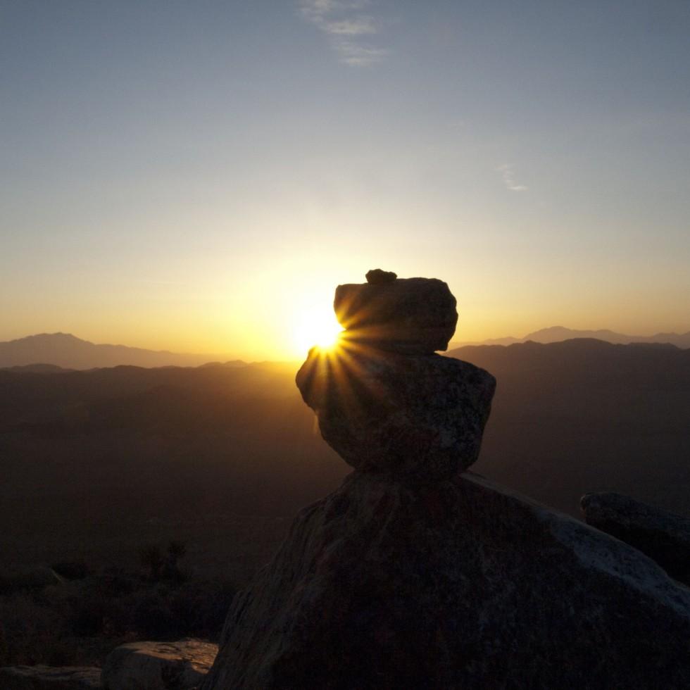 Ryan Mountain, Joshua Tree National Park