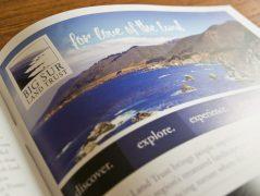 Bay Nature: Big Sur Land Trust Ad