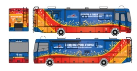 Tour 40 RV Wrap