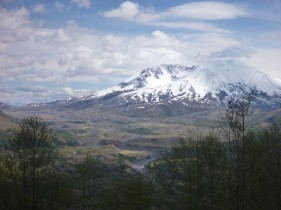 Mount St. Helens National Volcanic Monument, WA