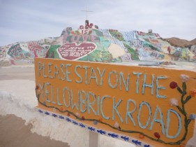 Salvation Mountain (Niland, CA)