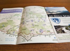 Zev Yaroslavsky Coastal Slope Trail: Brochure