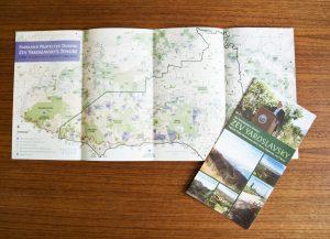 Zev Yaroslavsky Coastal Slope Trail: Map