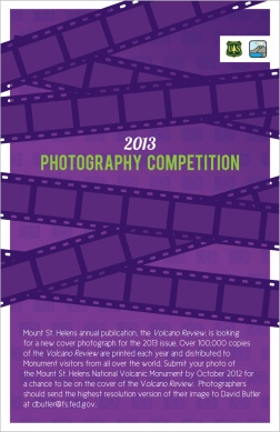 US Forest Service, Mount St. Helens: Posters (Photo Competition)
