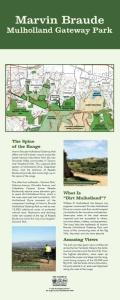 Marvin Braude Mulholland Gateway Park