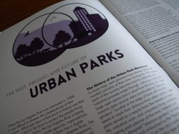 Symbiosis: Urban Parks in Focus - The Past, Present, and Future of Urban Parks