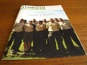 Symbiosis: Path to Park Equity (cover)
