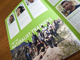Symbiosis: Path to Park Equity - Meet the Naturalist Trainees
