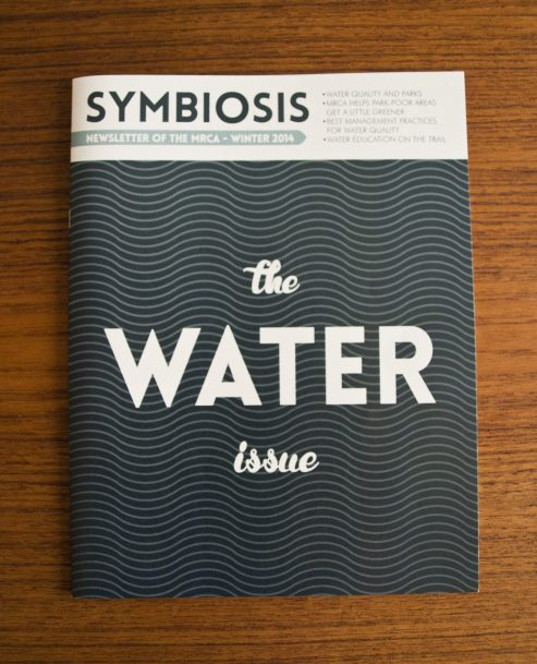 Symbiosis: The Water Issue (cover)