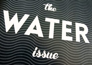 Symbiosis: The Water Issue (closeup)