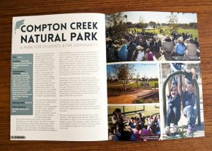 Symbiosis: The Water Issue - Compton Creek Natural Park