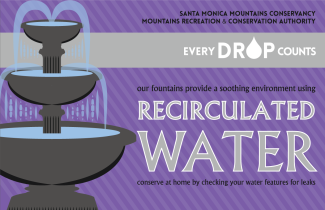 Every Drop Counts: Recirculated Water