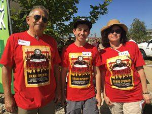 LASHP Volunteers