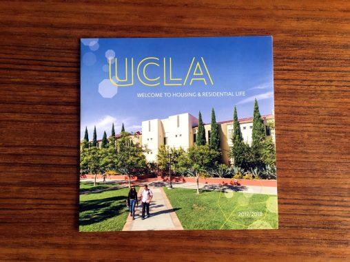 UCLA Housing & Residential Life Brochure