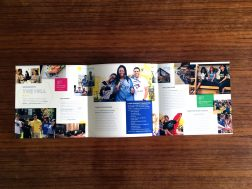 UCLA Housing & Residential Life Brochure: Inside Panels