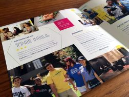 UCLA Housing & Residential Life Brochure: Inside Panel