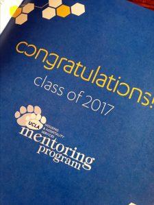 UCLA H&HS Mentoring Program Booklet Congratulations